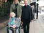 May 2011 - outing to Sandham Chapel and Winchester