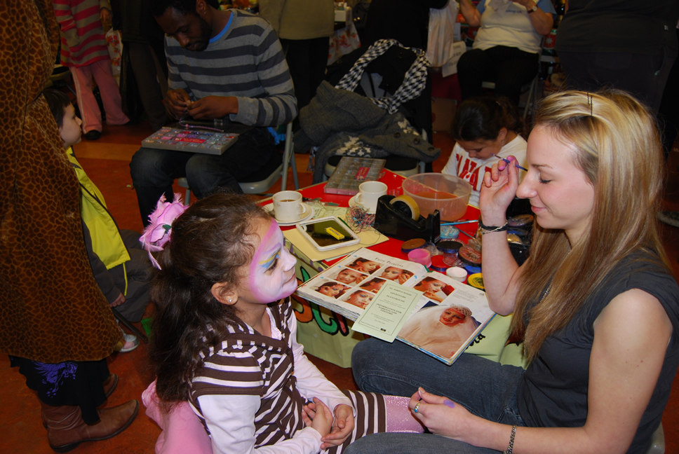Face painting! [1]