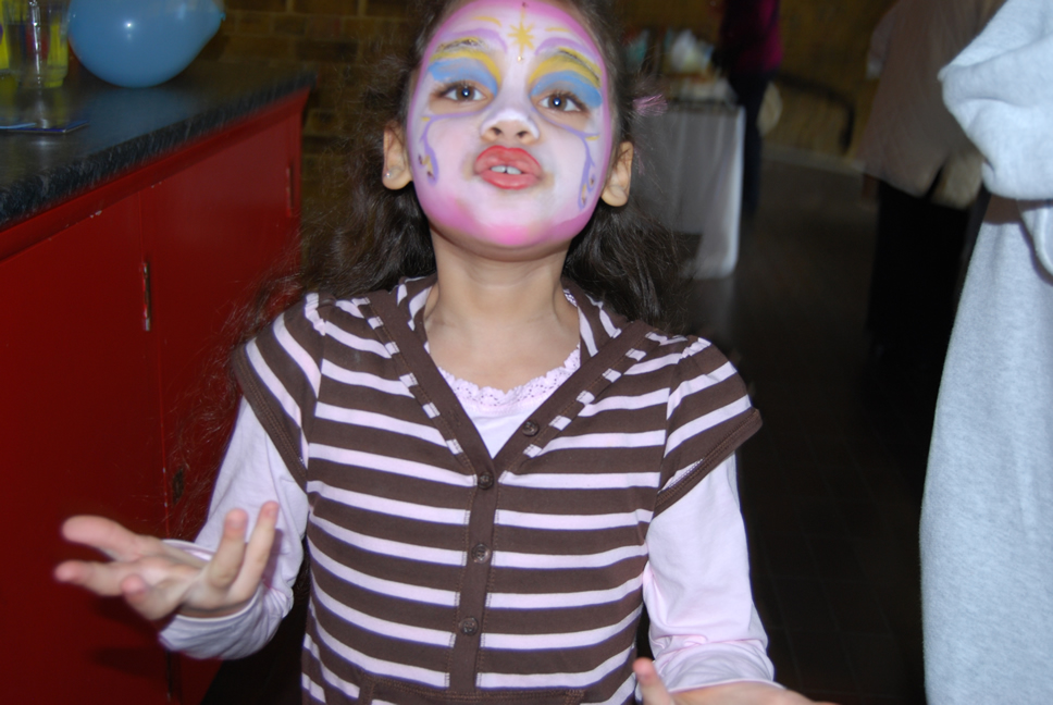 Face painting! [2]