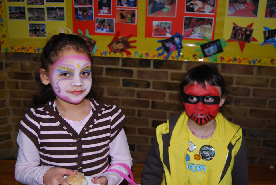 Face painting! [3]