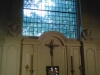 Aumbry and east window