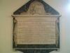 Anna Maria Lushington's epitaph