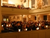 A service by candlelight