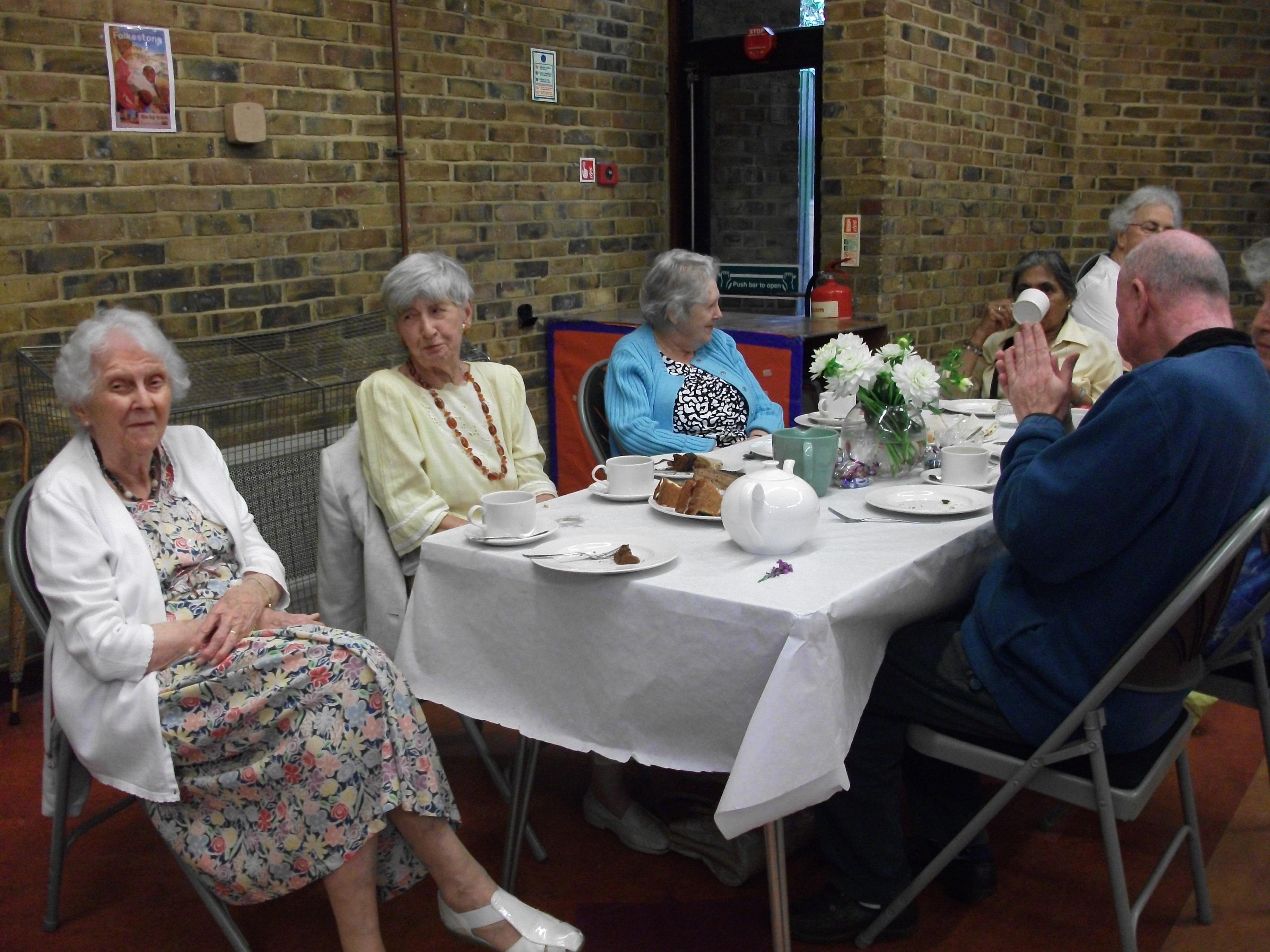 August Tea Party [05]