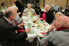February 2011 - Tea Party