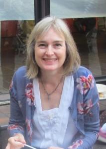 Churchwarden Amanda Hawke