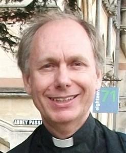 The Vicar, Anders Bergquist