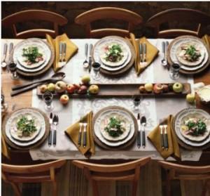 Fine dining chez vous!