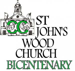 St John's Wood Church Bicentenary Logo