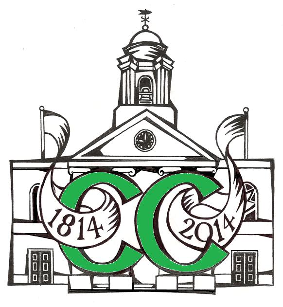 St John's Wood Church Bicentenary logo